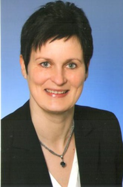 Karin Gerdes, Wohnbereichs- und Pflegedienstleiterin