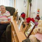 Bewohnerin Anna Hagenkötter fühlt sich im seniorenzentrum Am Eichendorffpark sehr wohl. Foto: SMMP/Ulrich Bock